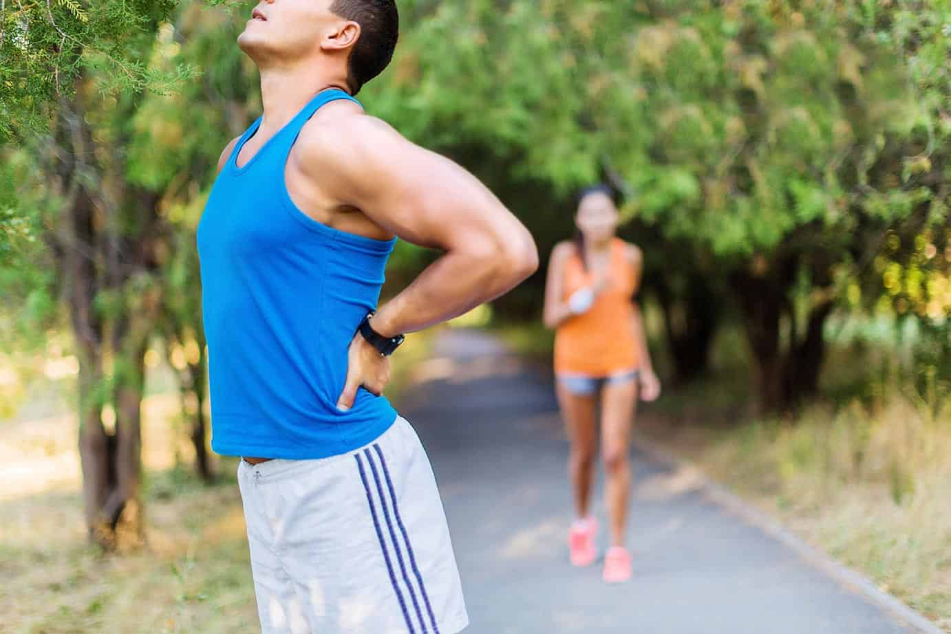 Runners Lower Back Pain